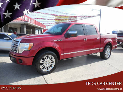 2010 Ford F-150 for sale at TEDS CAR CENTER in Athens AL