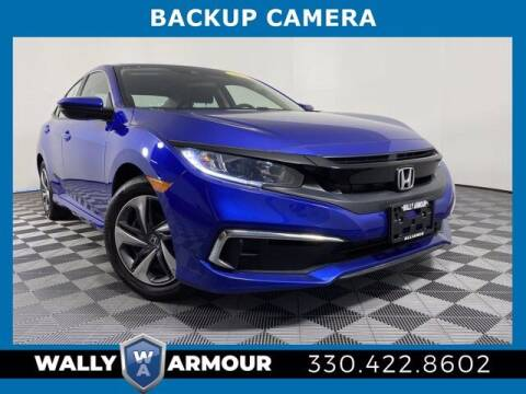 2020 Honda Civic for sale at Wally Armour Chrysler Dodge Jeep Ram in Alliance OH