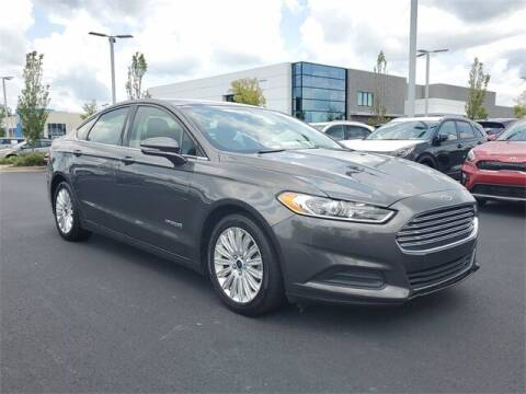 2016 Ford Fusion Hybrid for sale at Southern Auto Solutions - Lou Sobh Kia in Marietta GA