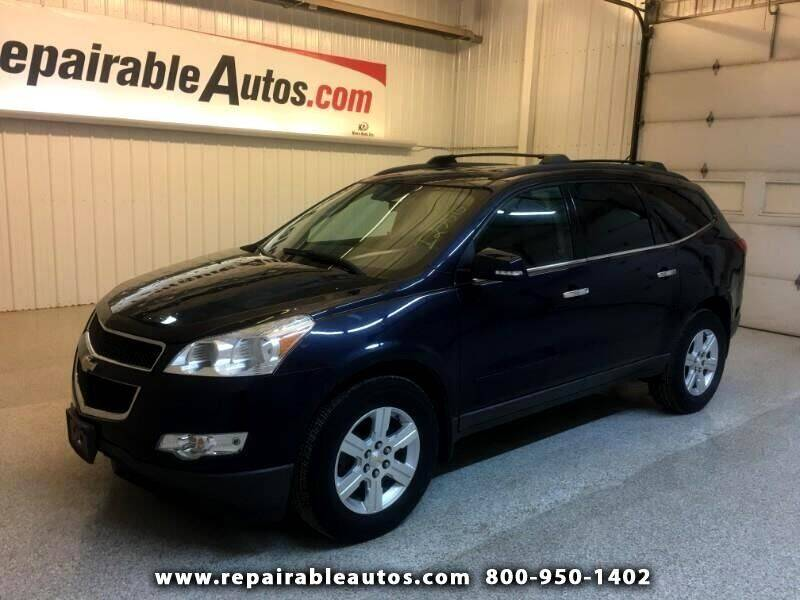 2012 Chevrolet Traverse for sale at Ken's Auto in Strasburg ND