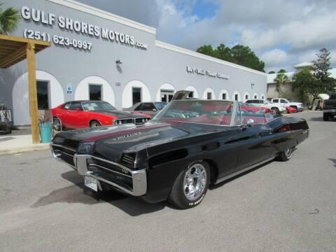 1967 Pontiac Grand Prix for sale at Gulf Shores Motors in Gulf Shores AL
