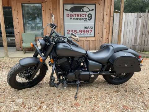 2018 Honda Shadow for sale at Commercial Vehicle Sales in Ponchatoula LA