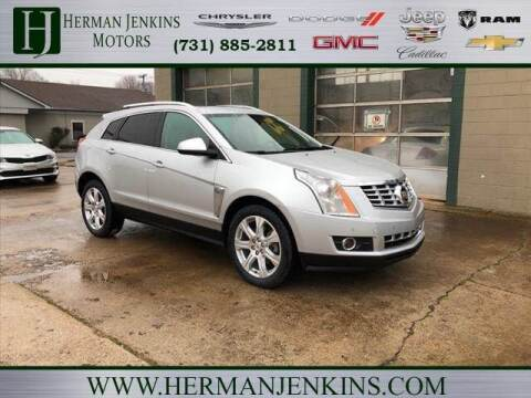 2014 Cadillac SRX for sale at Herman Jenkins Used Cars in Union City TN