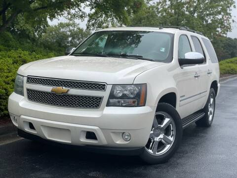 2013 Chevrolet Tahoe for sale at William D Auto Sales in Norcross GA