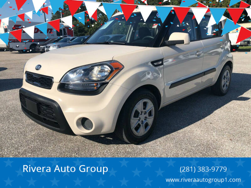2013 Kia Soul for sale at Rivera Auto Group in Spring TX