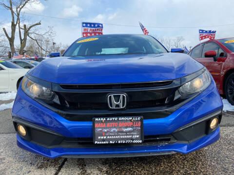 2019 Honda Civic for sale at Nasa Auto Group LLC in Passaic NJ