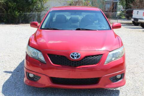 2010 Toyota Camry for sale at Bailey & Sons Motor Co in Lyndon KS