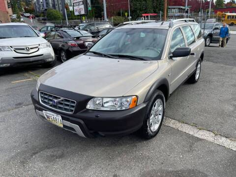 2005 Volvo XC70 for sale at SNS AUTO SALES in Seattle WA