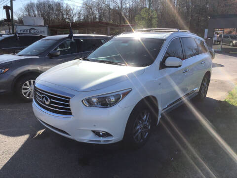 2014 Infiniti QX60 for sale at Car Guys in Lenoir NC
