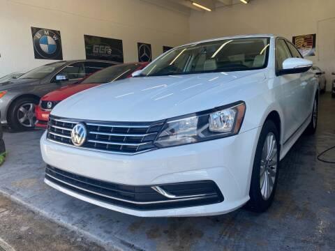 2016 Volkswagen Passat for sale at GCR MOTORSPORTS in Hollywood FL