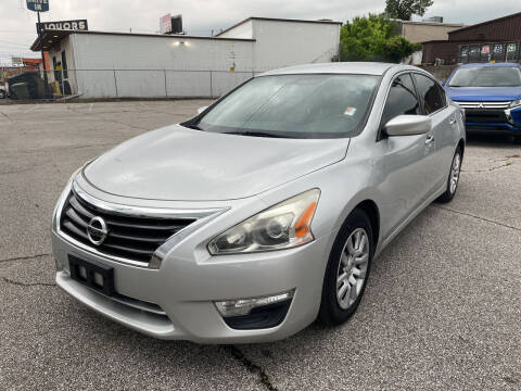 2015 Nissan Altima for sale at East Memphis Auto Center in Memphis TN