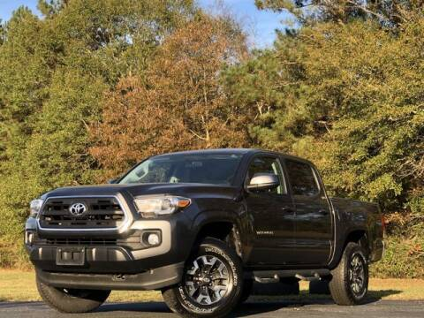 2016 Toyota Tacoma for sale at Global Pre-Owned in Fayetteville GA