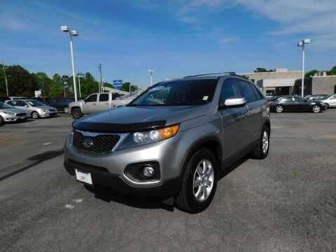 2012 Kia Sorento for sale at Paniagua Auto Mall in Dalton GA