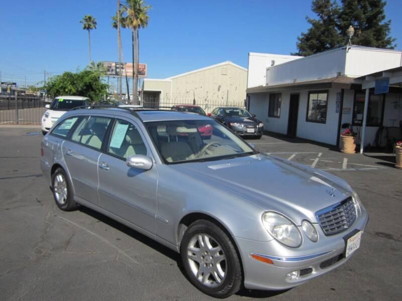 2005 Mercedes-Benz E-Class for sale at Public Wholesale in Sacramento CA