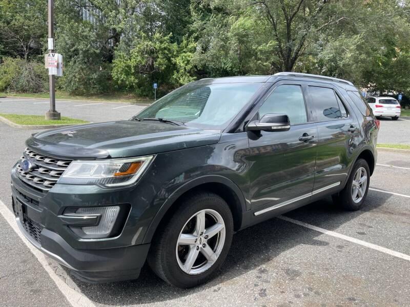 2016 Ford Explorer for sale at JOANKA AUTO SALES in Newark NJ