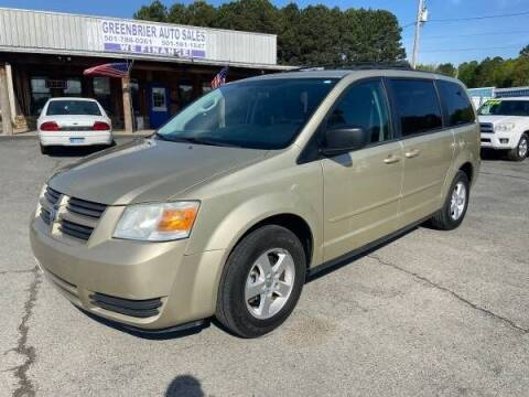 2010 Dodge Grand Caravan for sale at Greenbrier Auto Sales in Greenbrier AR
