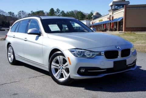 2016 BMW 3 Series for sale at CU Carfinders in Norcross GA