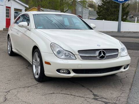 2007 Mercedes-Benz CLS for sale at Milford Automall Sales and Service in Bellingham MA