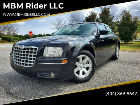2007 Chrysler 300 for sale at MBM Rider LLC in Alpharetta GA