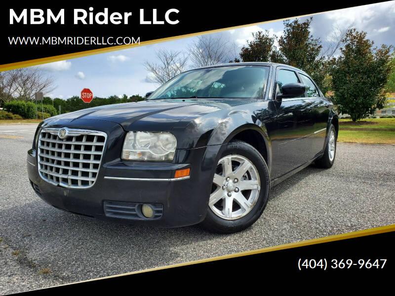 2007 Chrysler 300 for sale at MBM Rider LLC in Alpharetta GA
