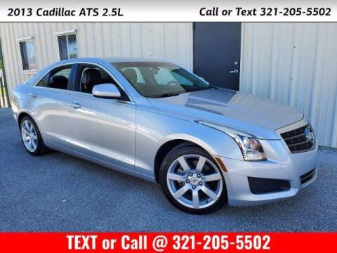 2013 Cadillac ATS for sale at Jaylee's Auto Sales, Inc. in Melbourne FL