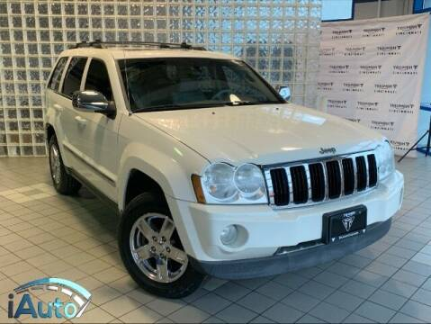 2005 Jeep Grand Cherokee for sale at iAuto in Cincinnati OH