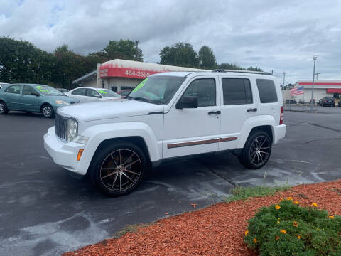 2011 Jeep Liberty for sale at Doug White's Auto Wholesale Mart in Newton NC
