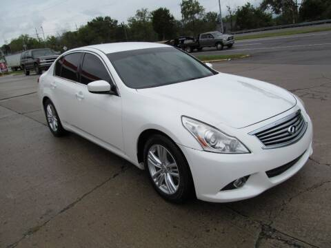 2013 Infiniti G37 Sedan for sale at HarrogateAuto.com in Harrogate TN