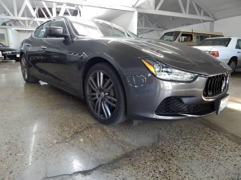 2016 Maserati Ghibli for sale at Milpas Motors Auto Gallery in Ventura CA