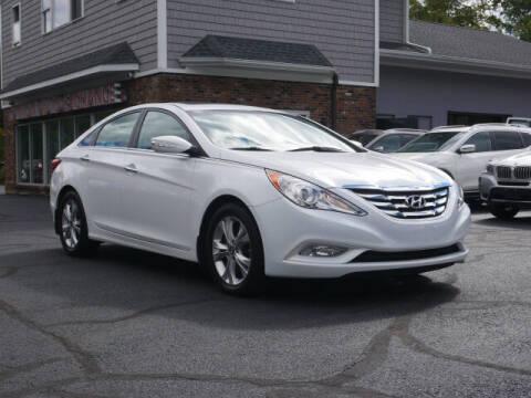 2011 Hyundai Sonata for sale at Canton Auto Exchange in Canton CT