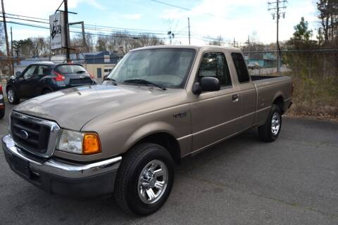 2004 Ford Ranger for sale at Victory Auto Sales in Randleman NC