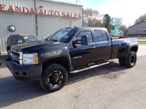 2008 Chevrolet Silverado 3500HD for sale at De Anda Auto Sales in Storm Lake IA