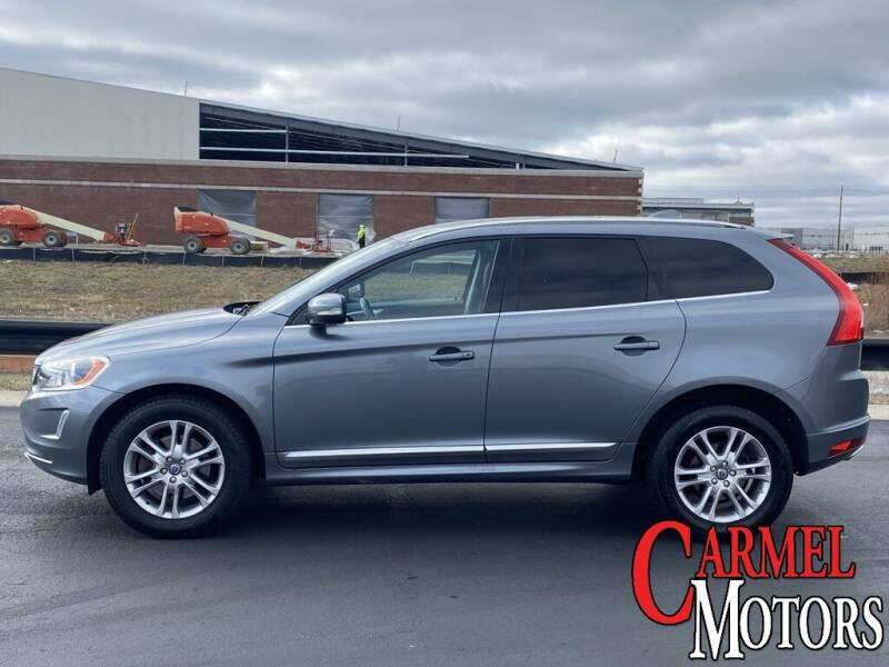 2016 Volvo XC60 for sale at Carmel Motors in Indianapolis IN