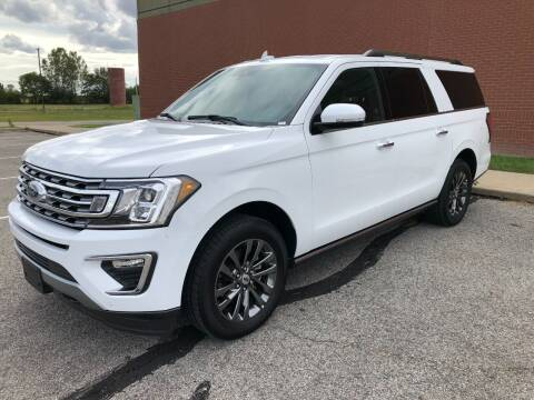 2021 Ford Expedition MAX for sale at Teds Auto Inc in Marshall MO