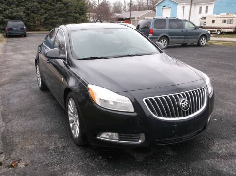 2011 Buick Regal for sale at Straight Line Motors LLC in Fort Wayne IN