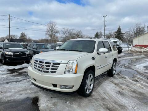 2007 Cadillac Escalade for sale at Dean's Auto Sales in Flint MI