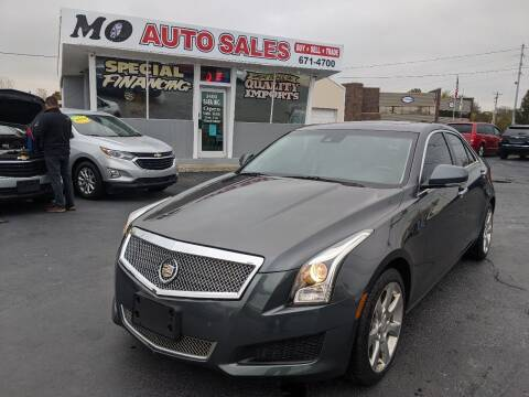 2013 Cadillac ATS for sale at Mo Auto Sales in Fairfield OH