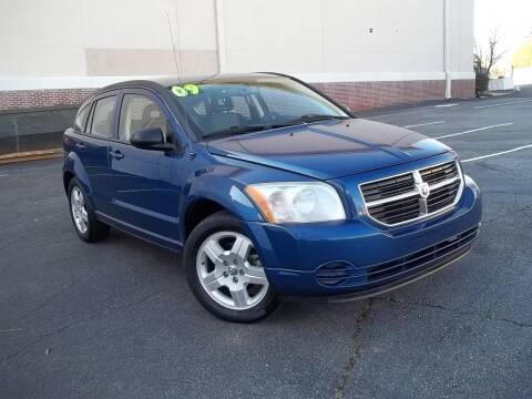 2009 Dodge Caliber for sale at CORTEZ AUTO SALES INC in Marietta GA