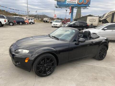2008 Mazda MX-5 Miata for sale at Autoway Auto Center in Sevierville TN