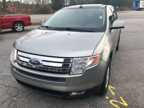 2008 Ford Edge for sale at ATLANTA AUTO WAY in Duluth GA