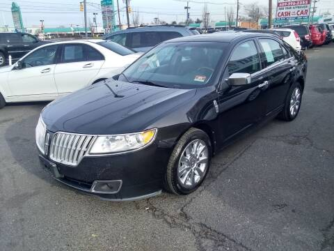 2011 Lincoln MKZ for sale at Wilson Investments LLC in Ewing NJ