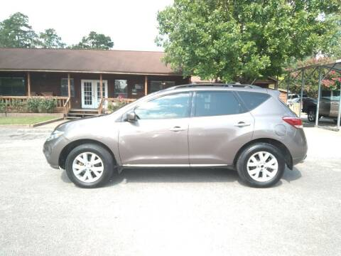 2011 Nissan Murano for sale at Victory Motor Company in Conroe TX