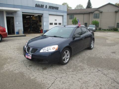 2008 Pontiac G6 for sale at Cars R Us Sales & Service llc in Fond Du Lac WI