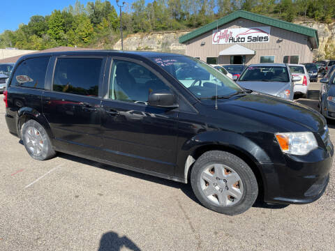 2013 Dodge Grand Caravan for sale at Gilly's Auto Sales in Rochester MN