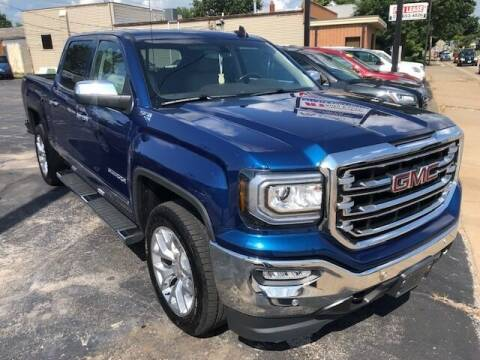 2018 GMC Sierra 1500 for sale at RT Auto Center in Quincy IL