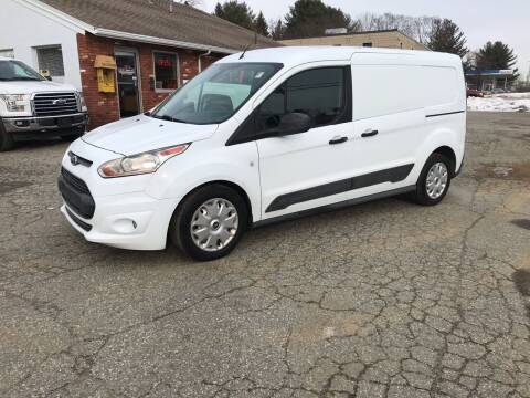 2014 Ford Transit Connect Cargo for sale at J.W.P. Sales in Worcester MA