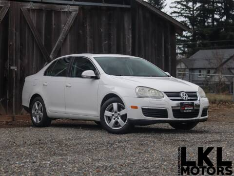 2009 Volkswagen Jetta for sale at LKL Motors in Puyallup WA