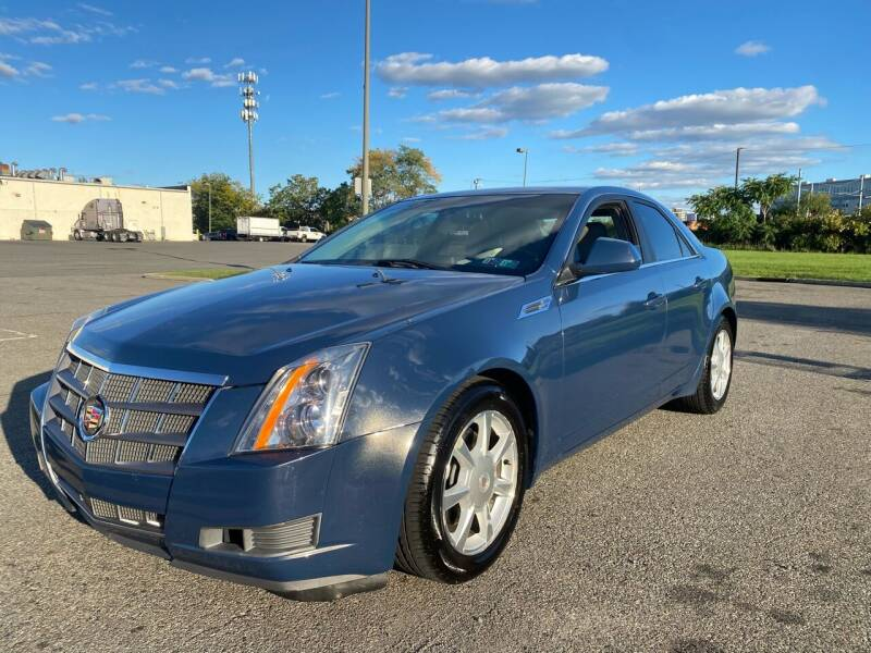 2009 Cadillac CTS for sale at Pristine Auto Group in Bloomfield NJ