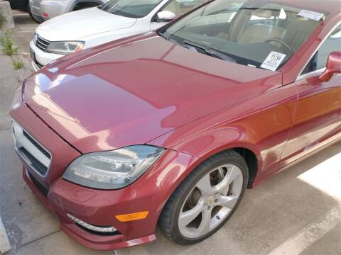 2013 Mercedes-Benz CLS for sale at Excellence Auto Direct in Euless TX