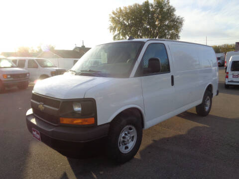 2017 Chevrolet Express Cargo for sale at King Cargo Vans Inc. in Savage MN